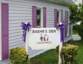 BAEHR'S DEN Collectibles & Bargain Center